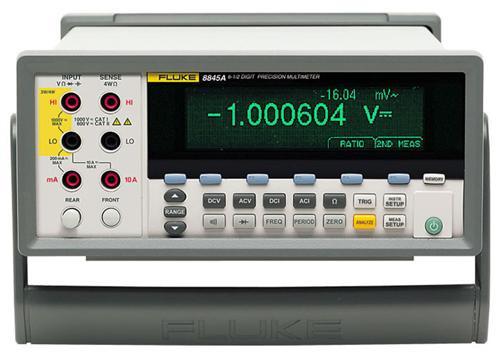 Точный мультиметр Fluke 8845A/C 240V  Снят с производства