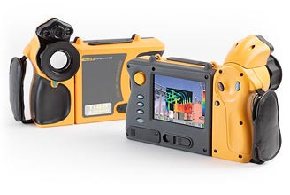 Fluke Ti50FT20/54/7.5 IR FlexCam Thermal Imager (IR-Fusion, 350ºC, 20/54 mm), 7.5 Hz СНЯТ С ПРОИЗВОДСТВА
