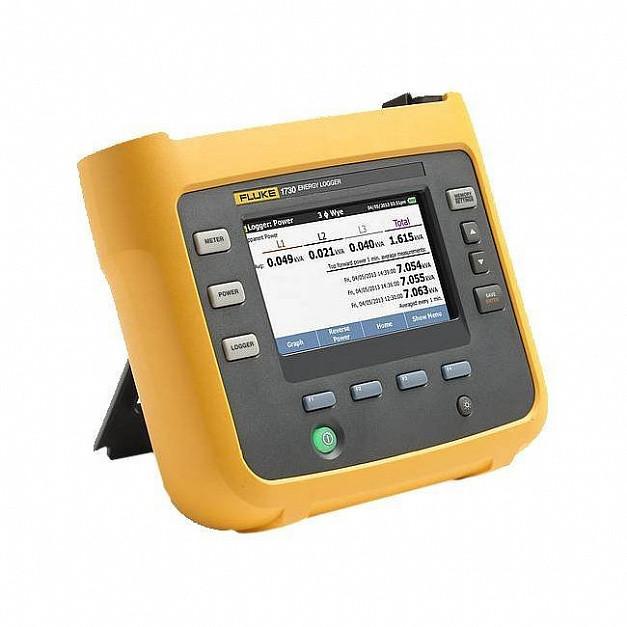 FLUKE-1730/INTL регистратор качества электроэнергии (Снят с производства) замена  FLUKE 1736/INTL