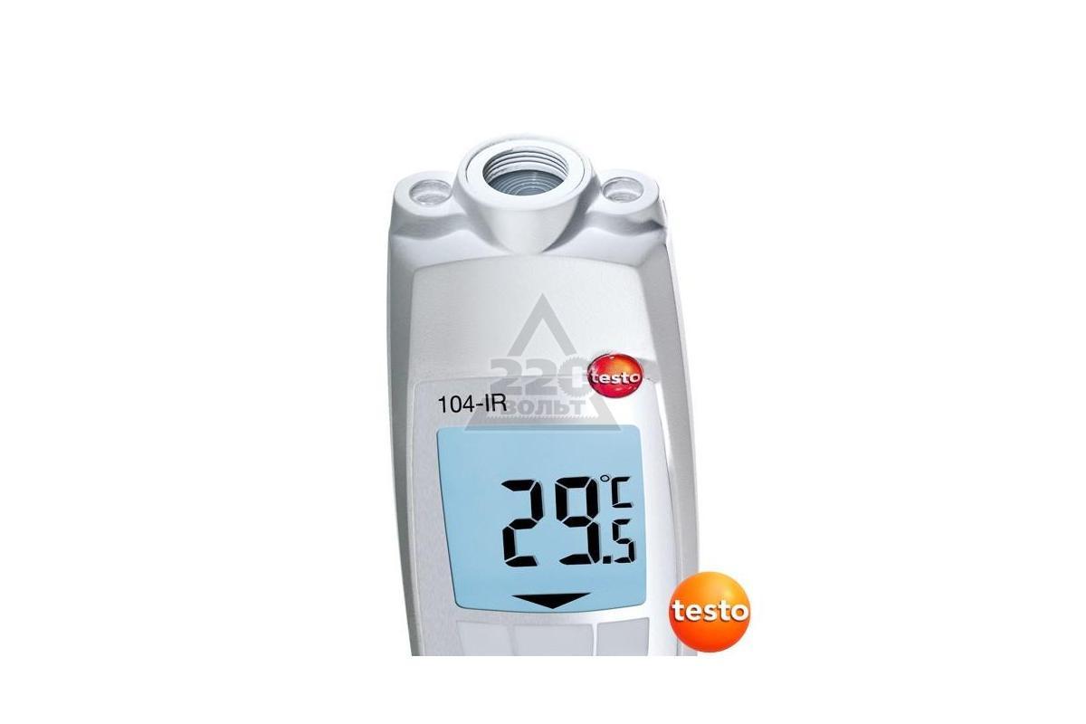 Testo 104 c сенсором ИК-измерения температуры (В Госреестре СИ)