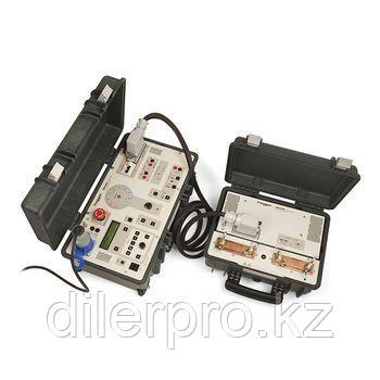 INGVAR - система испытаний первичным током