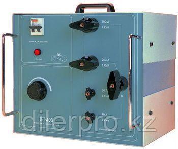 LET-400 устройство прогрузки первичным синусоидальным током