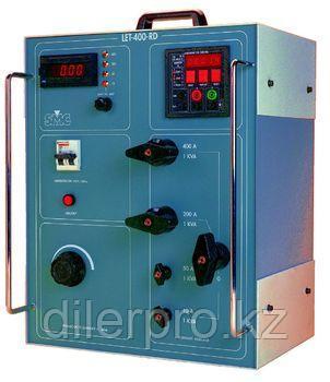 LET-400-RD устройство прогрузки первичным синусоидальным током