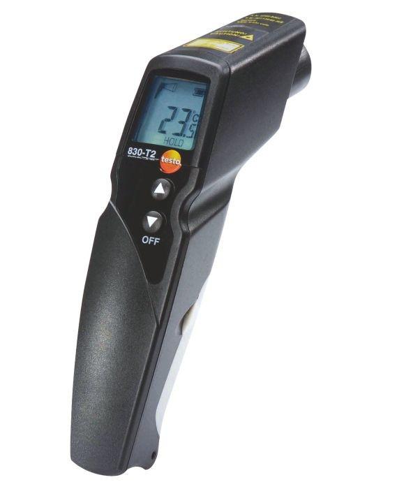 Комплект testo 830-T2 - Инфракрасный термометр В Госреестре РК