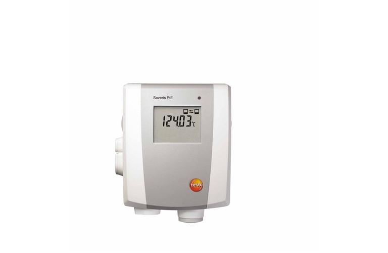Testo Saveris H3D Радиозонд температуры/влажности со встроенными сенсорами Saveris Н3D (c дисплеем)