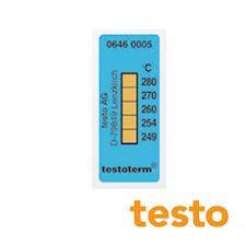 Testo Термометрические полоски +249 до +280С