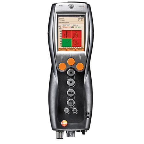 Testo Газоанализатор Testo 330 -2 Longlife с цветным дисплеем