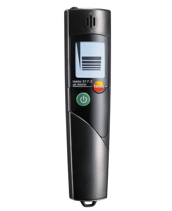 Testo Детектор утечек  testo 317-2 -с кейсом, зажимом для ремня, ремешком, батарейкой