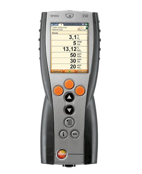 Testo Управляющий модуль Testo 350 (версия 2011)