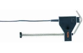 Testo Зонд-зажим (NTC) для труб диаметром от 5 до 65 мм, фиксированный кабель 1.2 м
