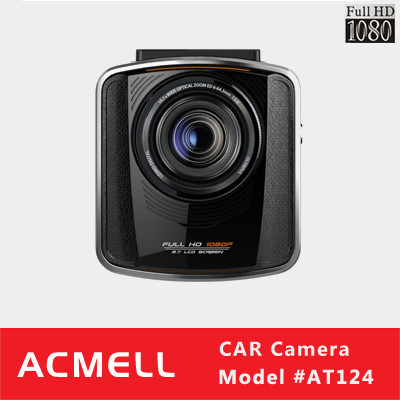 Автомобильный видеорегистратор ACMELL AT124