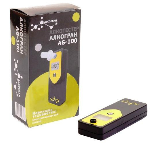 Алкотестер Алкогран AG-100