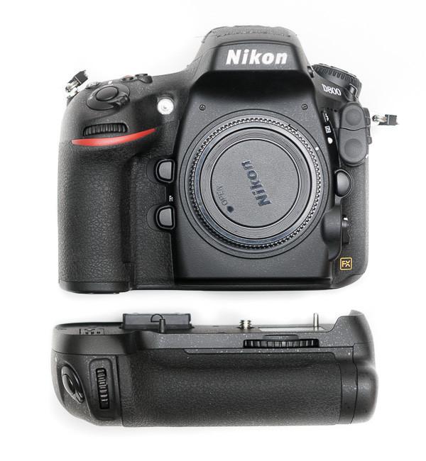 Батарейный блок для Nikon D800
