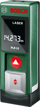 Лазерная рулетка Bosch PLR15