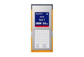 Карта памяти Sony SBS-64G1A