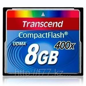 Карта памяти Transend Compact Flash  400x 8GB