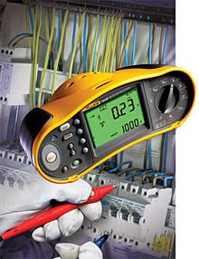 Многофункциональный тестер электроустановок  Fluke 1654B