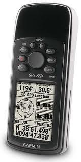 Навигатор Garmin Gpsmap 72H