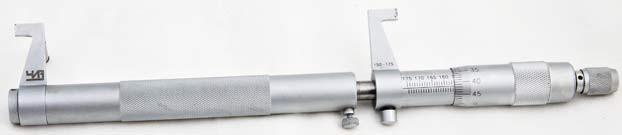 Нутромер микрометричеки ЧИЗ 0,01мм  НМ 150-1400