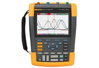 Осциллограф-мультиметр ScopeMeter® Fluke 905-504/S  4CH 500MHZ