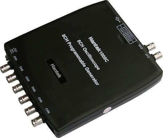 Осцилограф Hantek USB Hantek1008A