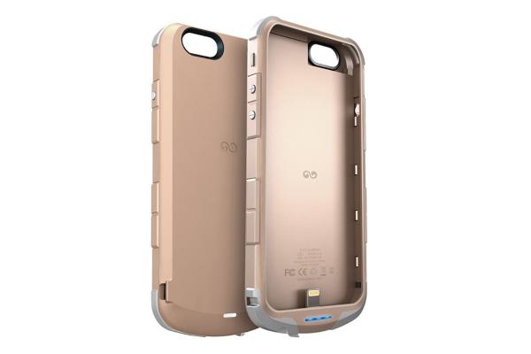 Портативное зарядное устройство-чехол, iWalk, Chameleon Immortal i6 (2400mAh), для iPhone6