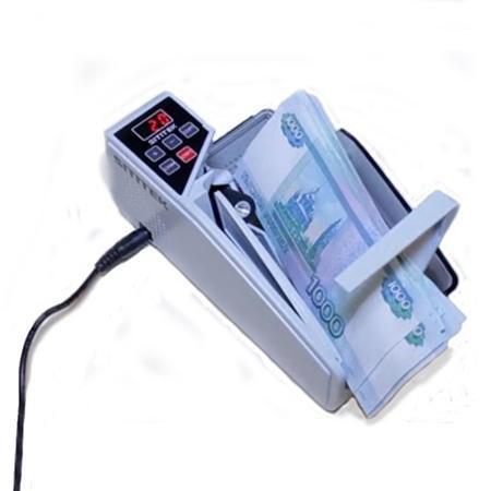 Портативный счетчик банкнот V40M