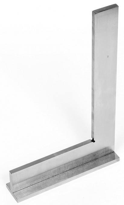 Угольник поверочный с широким основанием ЧИЗ  УШ 100х60(70)  кл1