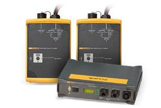 Трехфазный регистратор электроэнергии Fluke 1743 Basic (Снят с производства) Замена  Fluke 1760 Basic