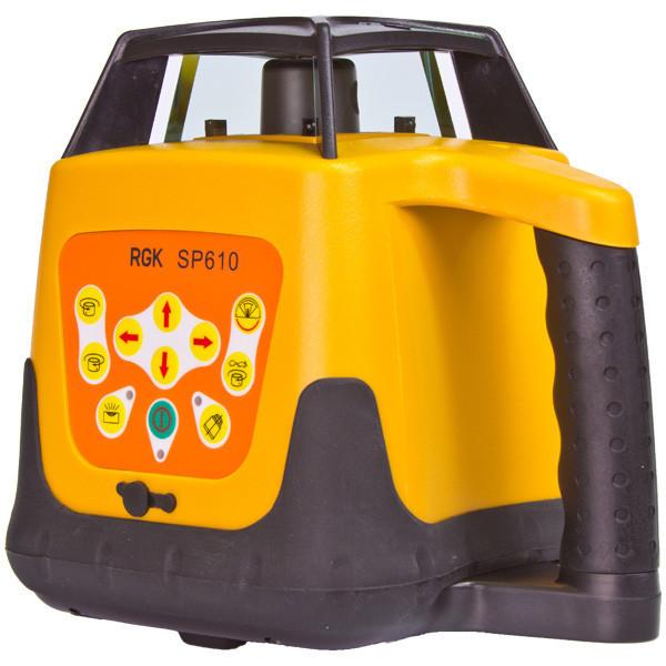 Ротационный лазерный нивелир SP610