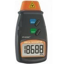 Цифровой лазерный тахометр DT2234C