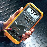 Цифровой мультиметр-калибратор процессов Fluke 787