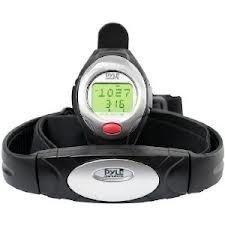 Часы пульсометр спортивный PYLE PHRM40