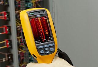 Строительный тепловизор Fluke TiR110 (Снят с производства)