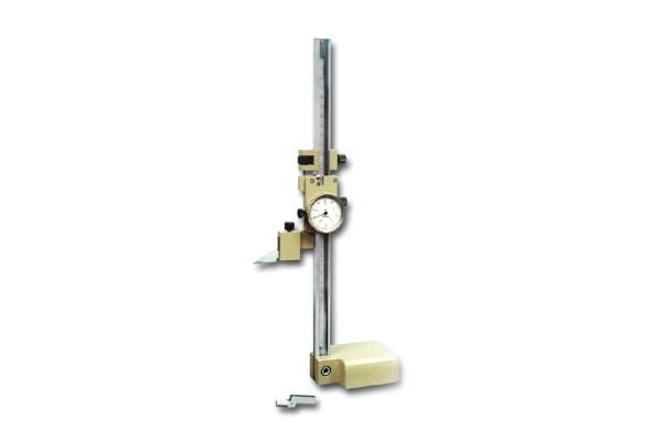 Штангенрейсмасы со стрелочным индикатором   ШРК-200 0,01мм
