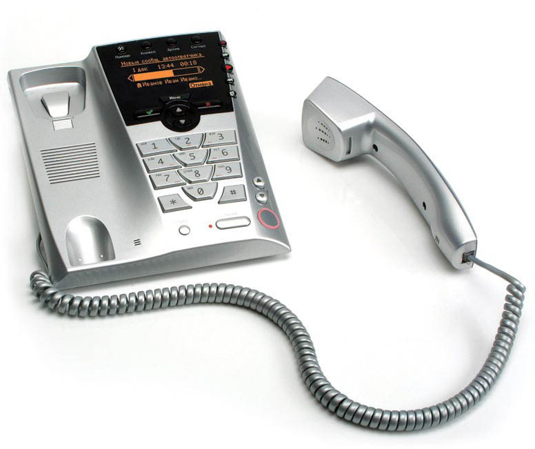 Телефон с АОН и записью разговоров «Палиха-750 »