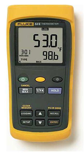 Термометр Fluke 53 II B
