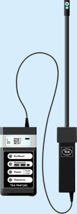 ТКА-ПКМ Термоанемометр + Гигрометр (60)