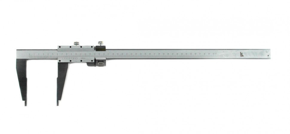Штангенциркуль тип 3 ЧИЗ    ШЦ-3-2000 0,05/0,1 губ100/150 мм