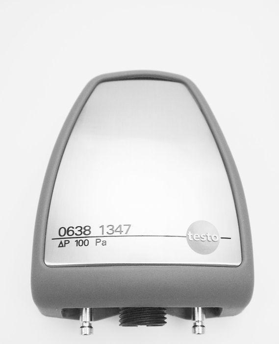 Точный зонд давления, 100 Па, в прочном металлическом корпусе -