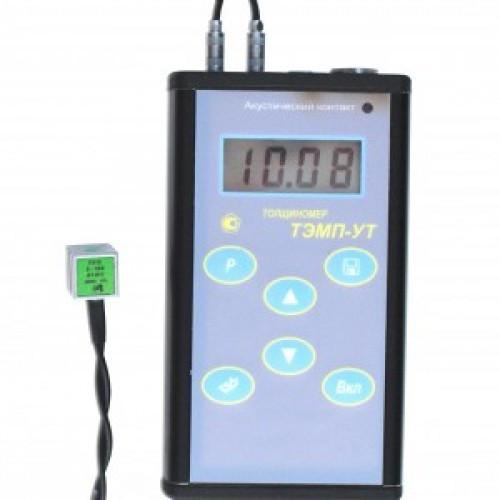 ТЭМП-УТ2 - ультразвуковой толщиномер (в металлическом корпусе)