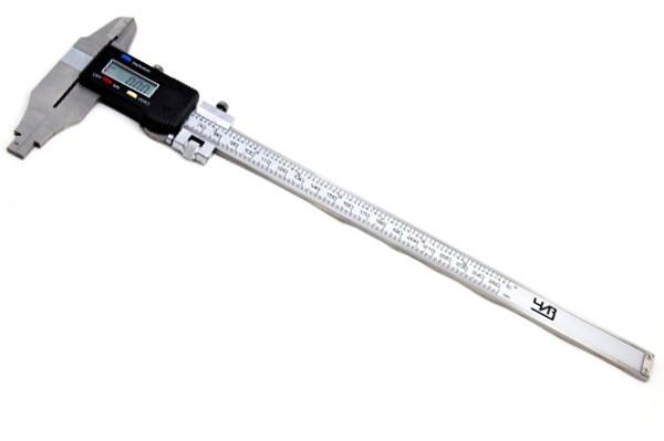 Штангенциркуль электронный тип 2 ЧИЗ ШЦЦ-2-200 губки 75мм