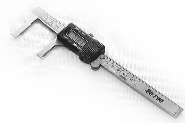 Штангенциркуль электронный для внутренних канавок Micron ШЦЦ-ВК 25-225mm 0,01 Micron