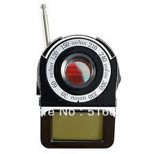 Обнаружитель скрытых видеокамер и жучков CC-309