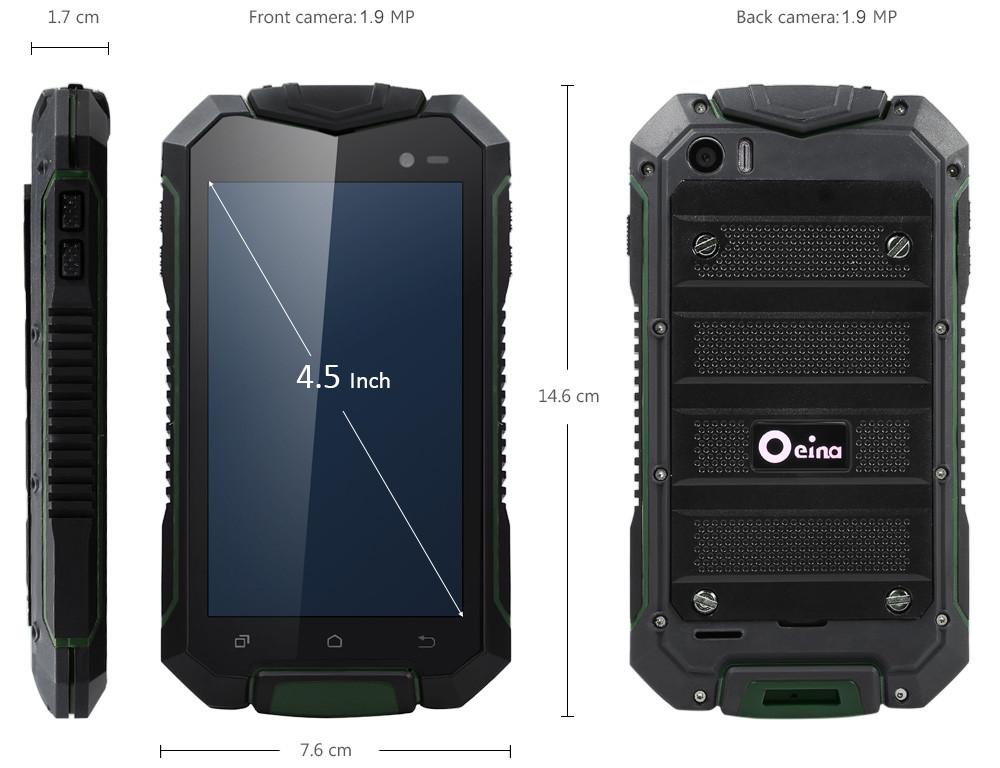 Противоударный телефон Discovery Oeina XP7700