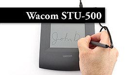 Wacom STU-500 Графический Планшет для электронной подписи