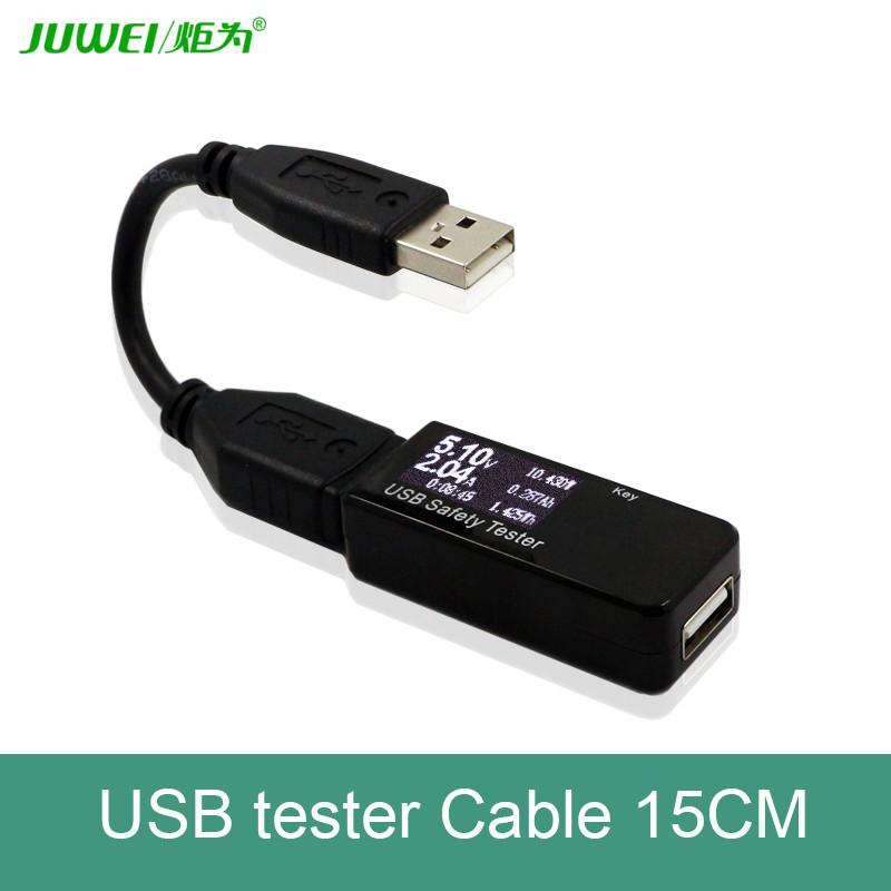 USB кабель тестер напряжения