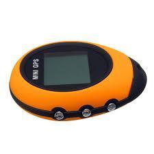 Миниатюрный GPS навигатор для туристов, охотников и рыболовов