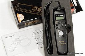 Aputure LCD Timer AP-TR3C Дистанционная версия для Canon EOS 7D / 50D / 40D / 30D / 5D / 20D / 10D