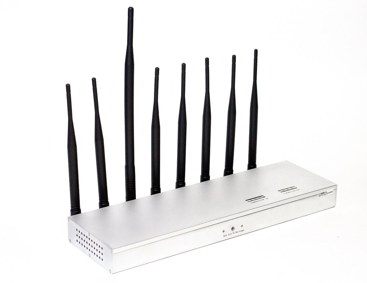 Подавитель Аллигатор 30 +4G LTE+рации